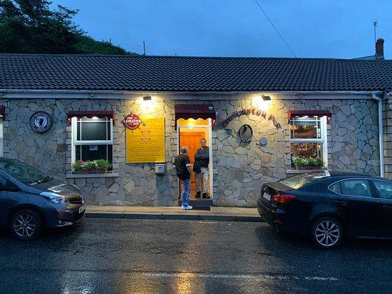 Burtonport, ไอร์แลนด์: The Lobster Pot