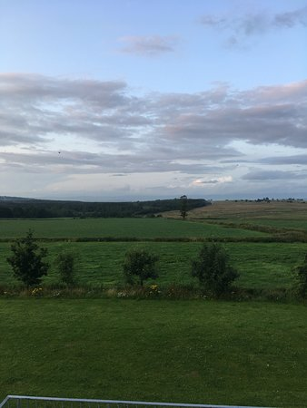 The Whitbarrow Hotel: View from restaurant