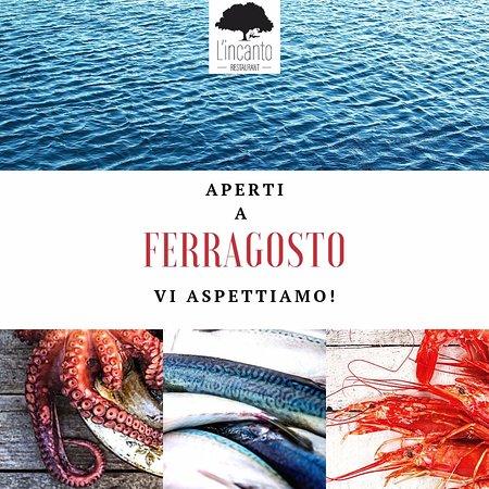 La Loggia, อิตาลี: Aperti a Ferragosto!
