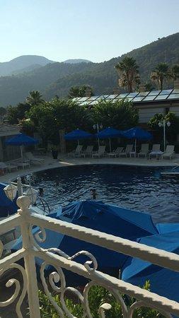 Dalyan'ın doğasına yakışır bir otel