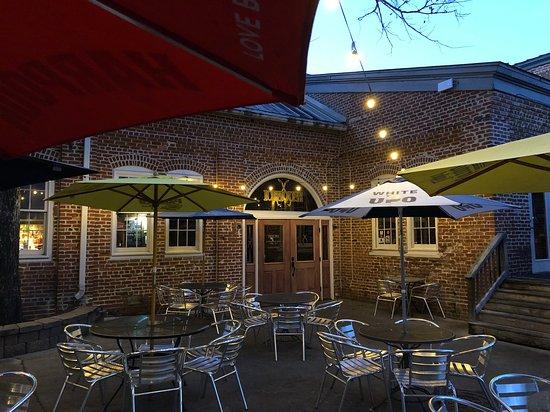 The Icehouse Restaurant Summerville