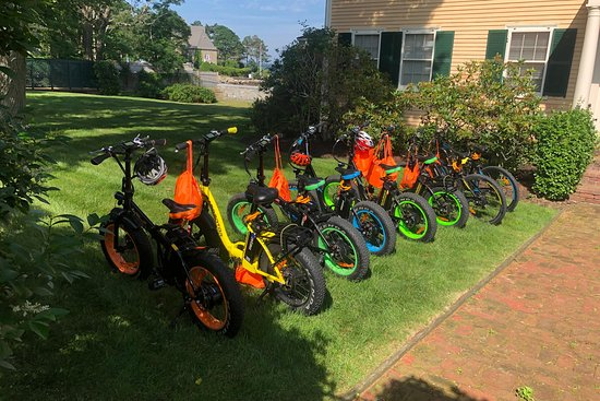 Cape Ann Electric Bikes
