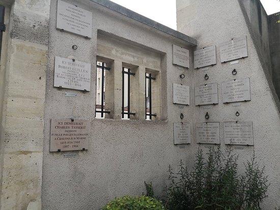 Square des Victimes de la Gestapo