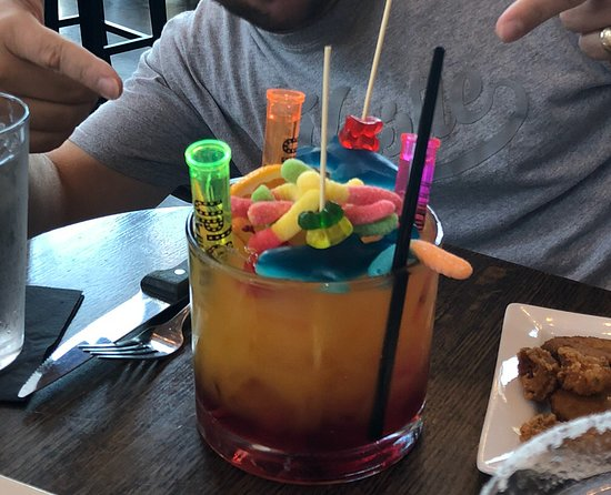 Uptown: Bucket drink