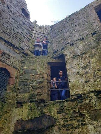 Noltland Castle ภาพถ่าย