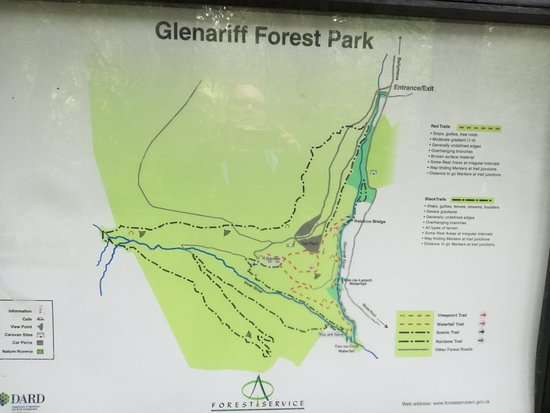 Glenariff صورة فوتوغرافية