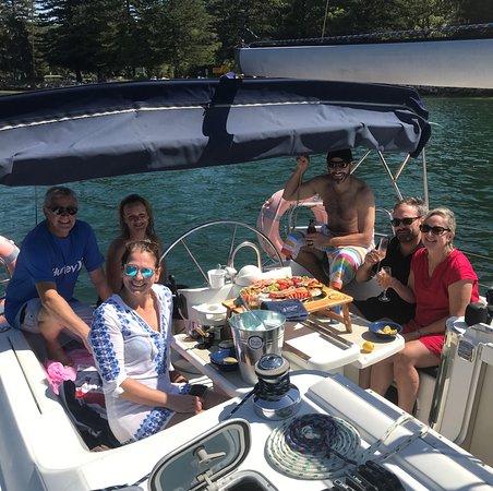Palm Beach, Австралия: Memories, best shared with friends