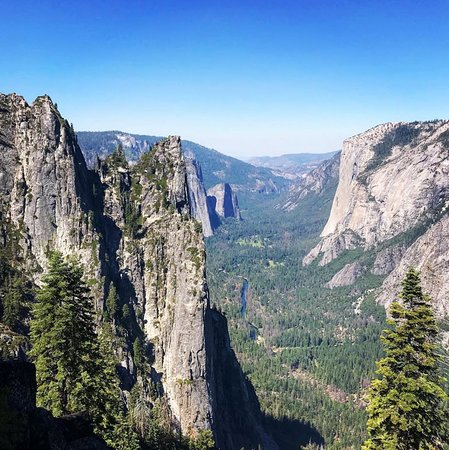 Four Mile Trail (Yosemite National Park) - UPDATED 2019