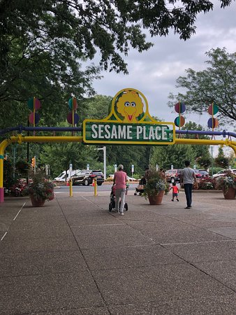 Sesame Place (Langhorne) - 2019 Book in Destination - All You Need