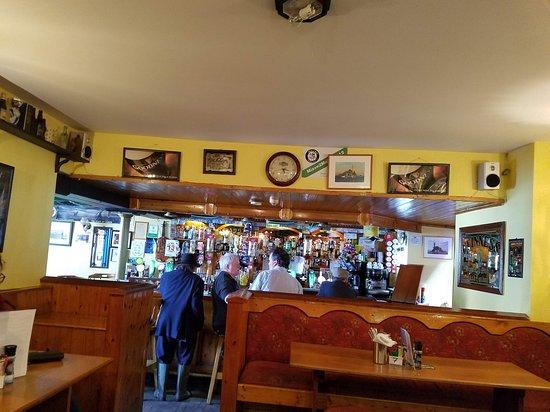 Goleen, Irland: Fabulous people watching! ! ! !