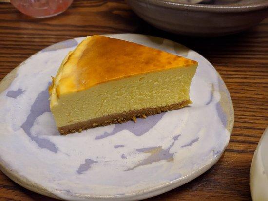 Tokyo Cheesecake