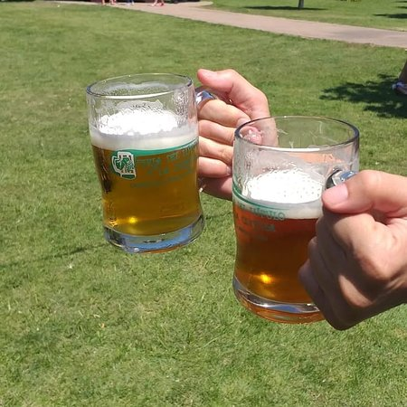 Fiestas de la cerveza en Carrizo de La Ribera