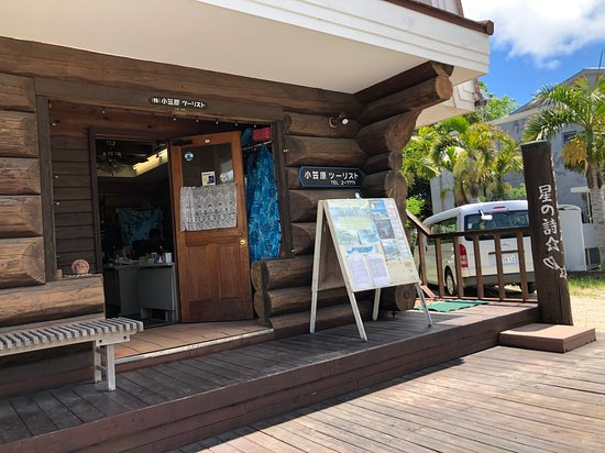 Ogasawara Tourist