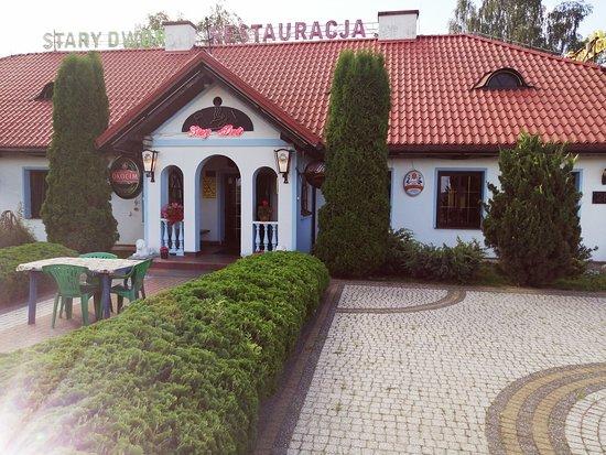 Radziejowice, โปแลนด์: Restauracja Stary Dwór