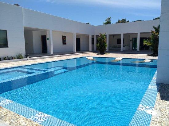 Doradal, โคลอมเบีย: piscina legendaria ecohotel