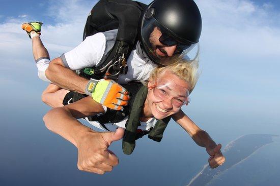 Skydive Hel
