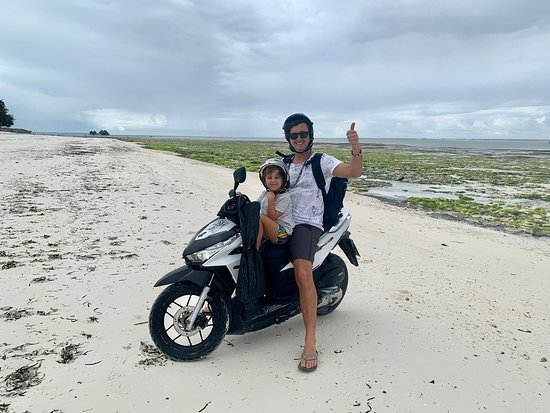 Kapengaro Scooter Rent