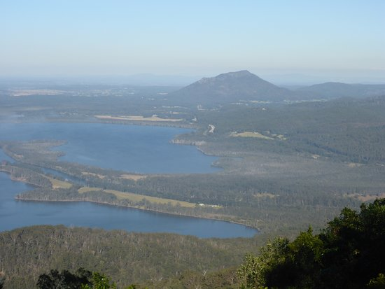 Camden Haven, Australie: Big & Middle Brother Mountains