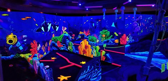 Imagine 3D Minigolf
