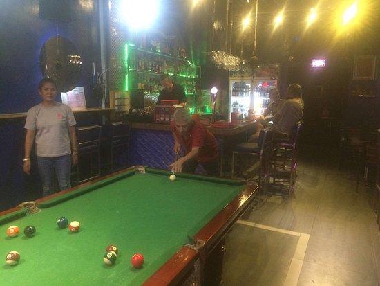 The J Spot Bar