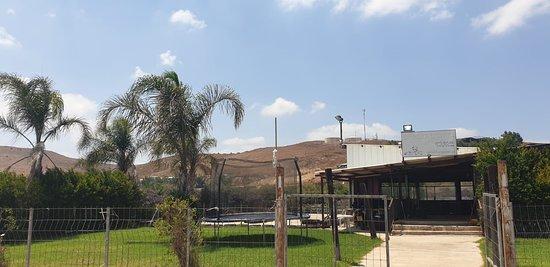 Rihaniya, อิสราเอล: מזנון ומקום ישיבה עם נוף