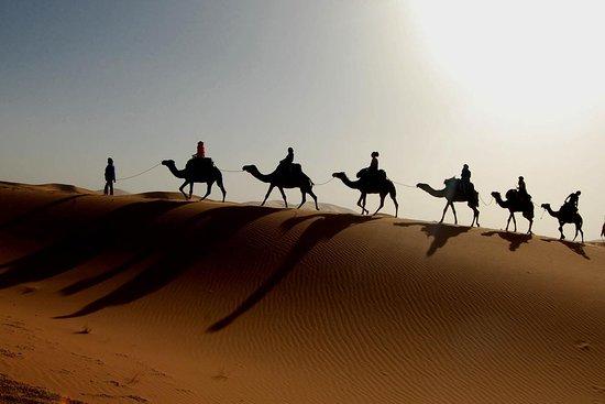 MOROCCO TRIP DESERT