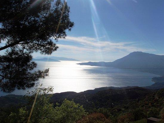 Spatharaioi, Hellas: view
