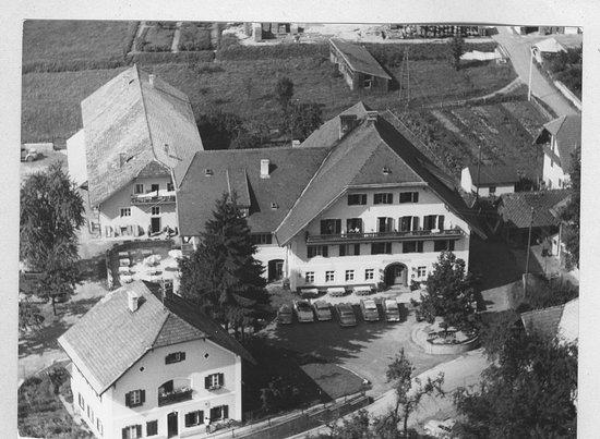 Obertrum am See, Austria: So hat unser Haus 1955 ausgesehen