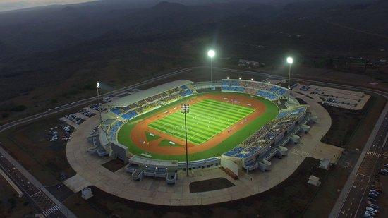 Estadio Nacional de Cabo Verde