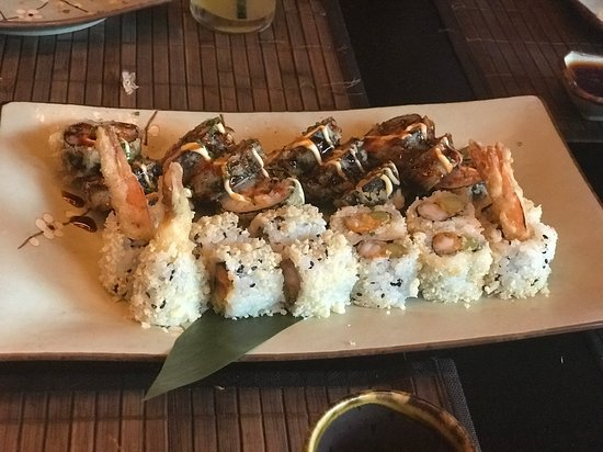 Unforgettable taste of Japanese food