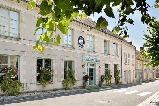 Le Grand-Pressigny, צרפת: Façade 