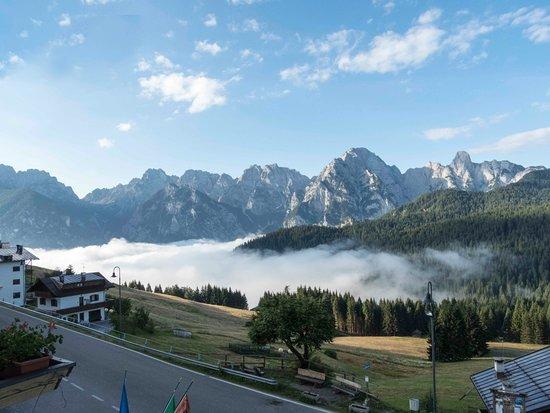 Danta di Cadore, Italien: vista superlativa