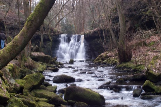 Cullingworth, UK: Goit Stock Falls