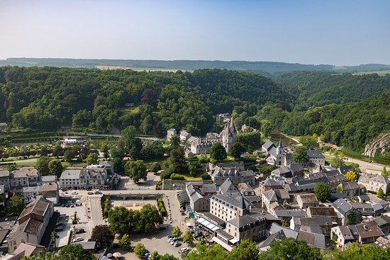 Le Sanglier Des Ardennes: ville de durbuy