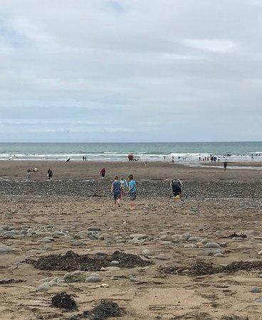 Lovely beach, great facilities