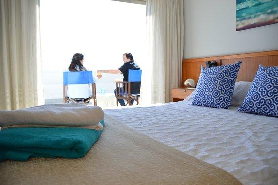 Habitación doble estándar. Frente al mar.  – obrázok Hotel Solmar, San Clemente del Tuyu - Tripadvisor