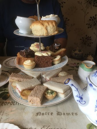 A Lovely Place for Afternoon Tea