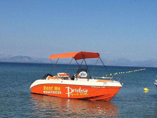 Privilege Speed Boats