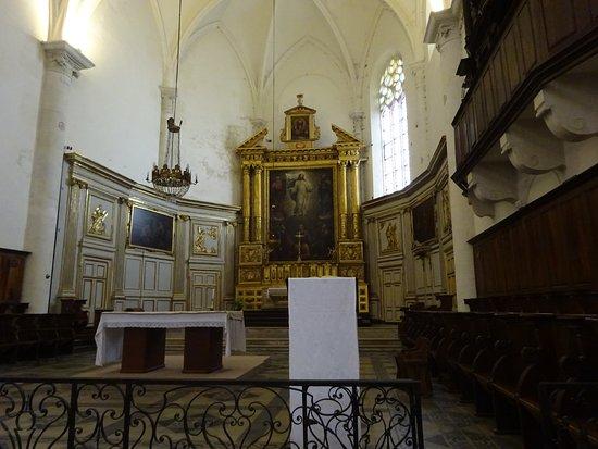 Collégiale Saint-Sauveur