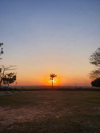 Caraguatay, Paraguay: Atardecer