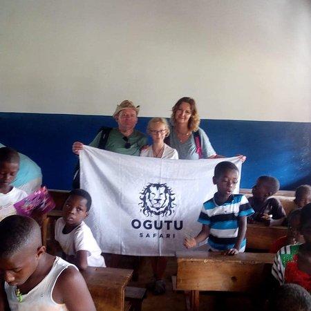 Funzi Island, Kenya: Funzi schools