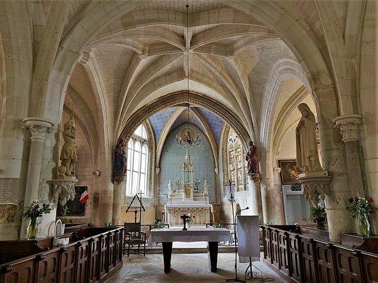 Église Saint-Pierre-ès-Liens