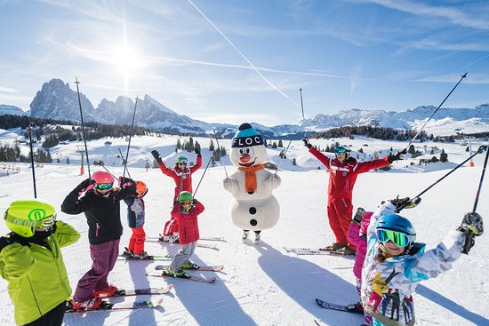 Ski School Ortisei