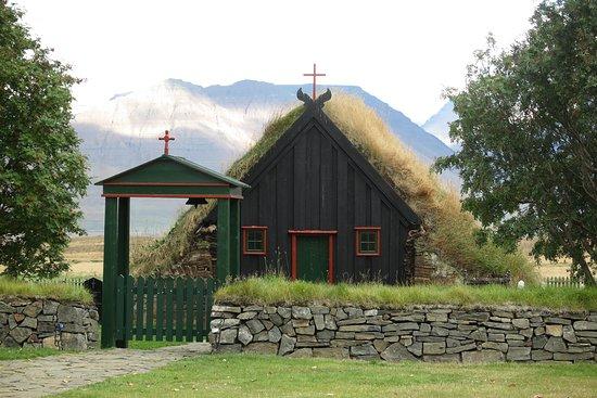 Víðimýrarkirkja Church: Historic church in stunning location
