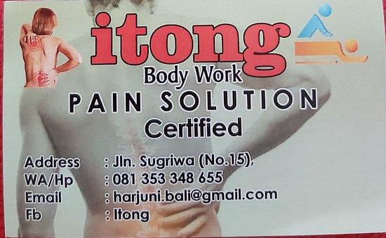 Itong Bodyworks