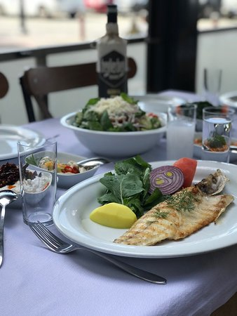 İzmir'de Balık Denince Öne Çıkanlardan