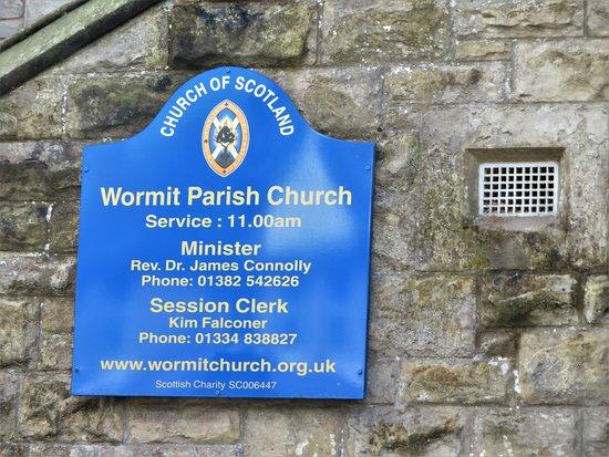 Wormit Parish Church