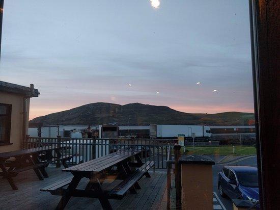 Cleggan, Irlandia: View