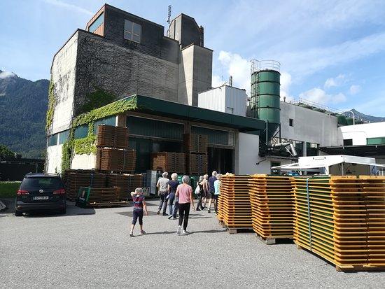 Brauerei Fohrenburg صورة فوتوغرافية