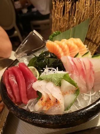 Melhor sushi de Lisboa, atendimento perfeito